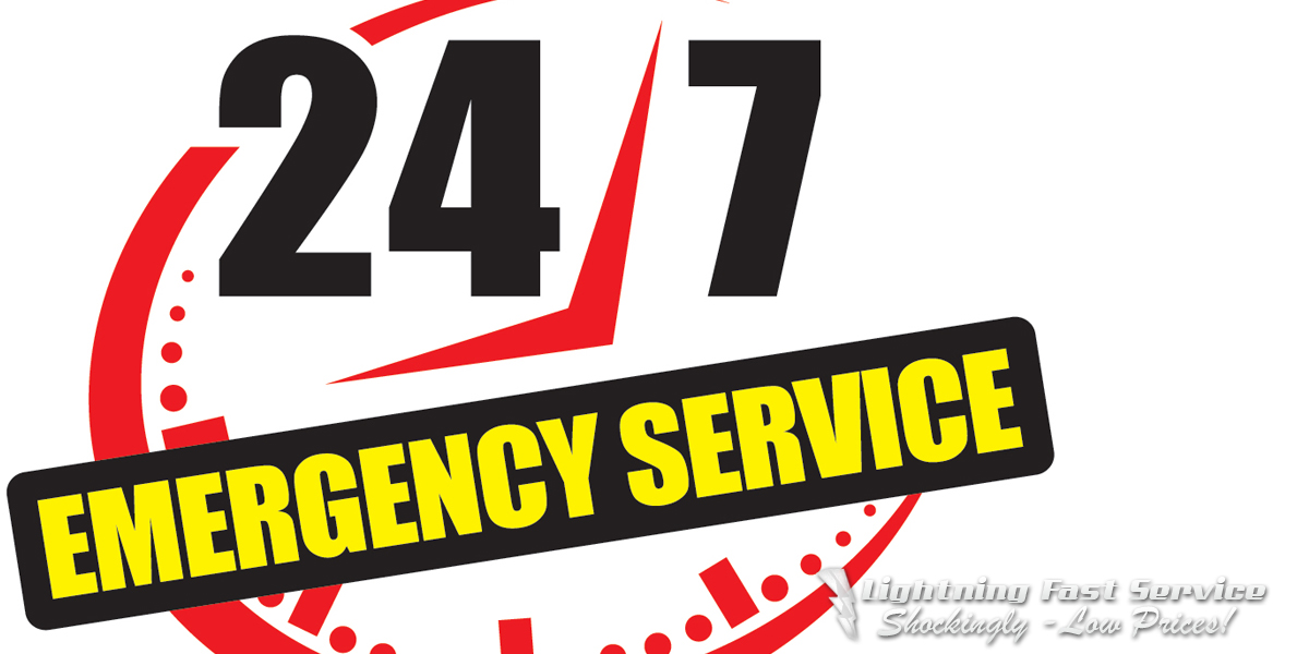 24 Hr Emergency Service